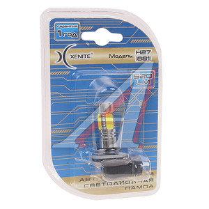 Лампа светодиодная 12/24V Н27 PG13 блистер (1шт.) Cree XENITE 1009322