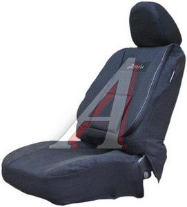 Авточехлы универсальные жаккард (боковая поддержка спины) (11 предм.) Comfort Attache AUTOPROFI COM-1105 Attache (M)