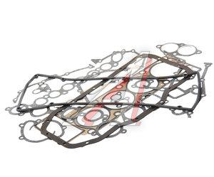 Прокладка двигателя ГАЗ-405,406 ЕВРО-3 полный комплект с ГБЦ-металл (16шт.) паронит ПАК-АВТО 40624-100*РК, 2144, 40624.1008080