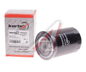 Фильтр топливный RENAULT Premium,Midlum,Kerax,ЯМЗ (дв.E-TECH ЕВРО-3) (00-) KORTEX TR04202, KC197, 5001853860/5010412350/5010505337/5010477855