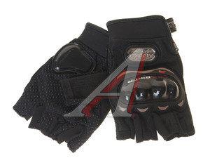 Перчатки мото MCS-04 черные L MCS-04