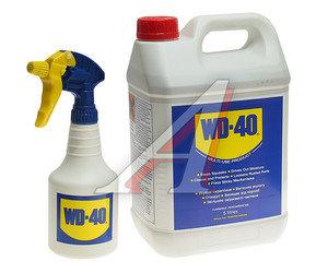 Смазка WD-40 универсальная 5л с распылителем WD-40 5*, WD-40-5, WD-0011
