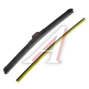 Щетка стеклоочистителя 380мм беcкаркасная с запасной резинкой All Seasons Graphit HEYNER AL-085, 085000