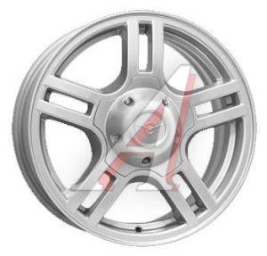 Диск колесный УАЗ литой R16 Сильвер КС-434 K&K 5х139,7 ЕТ35 D-108,5, 5129