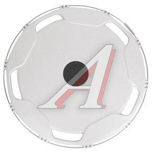 Колпак колеса R22.5 заднего пластик (белый) АВТОТОРГ АТ-9202, AT59202
