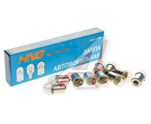 Лампа 12V R10W BA15s HNG 12100, HNG-12100, А12-10