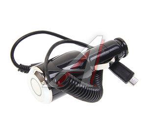 Устройство зарядное в прикуриватель кабель micro USB GINZZU GA-4006B