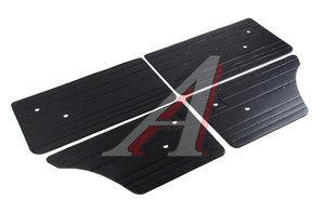 Обивка двери ВАЗ-2107 полный комплект 4шт. 2107-610/6202012/13, 2107-6102012-20