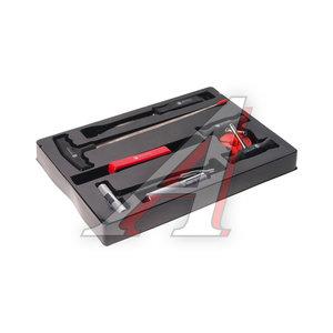 Набор инструментов для демонтажа стекол (струна с держателями, шило, нож) ЭВРИКА ER-86079