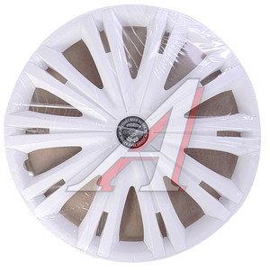 Колпак колеса R-16 белый комплект 4шт. ГИГА ГИГА бл R-16