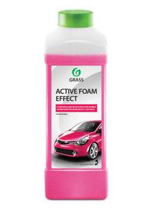 Шампунь для бесконтактной мойки ACTIVE FOAM EFFECT 1кг GRASS GRASS, 113110