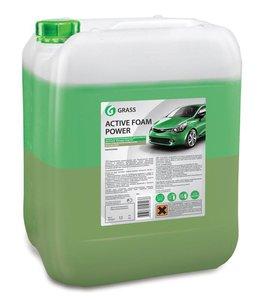 Шампунь для грузового авто двухкомпонентный ACTIVE FOAM POWER 12кг GRASS GRASS, 113142
