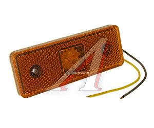Фонарь габаритный желтый светодиодный АВТОТОРГ АТ-1503/LED, AT22504
