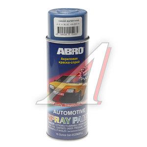 Краска валентина аэрозоль 473мл ABRO 464 ABRO, L0464
