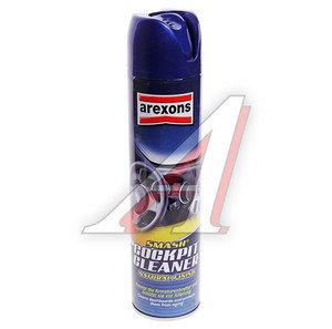 Полироль пластика без запаха матовый 400мл AREXONS 7120/7320, 7120/7320