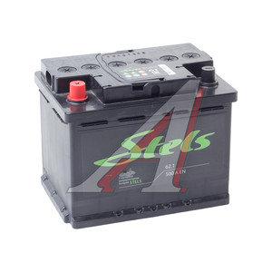 Аккумулятор STELS 62А/ч 6СТ62