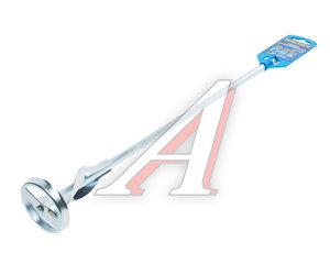 Миксер-насадка на дрель для красок 60х400мм 6-гранный хвостовик ПРАКТИКА 779-523