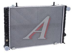 Радиатор ГАЗ-2217,33021 алюминиевый Н/О дв.ЗМЗ-40522,4063,УМЗ-4216 (до 2008г.) ШААЗ 330242-1301010, 330242А-1301010