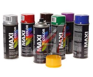 Краска фиолетовая аэрозоль 400мл MAXI COLOR MAXI COLOR 4005, 4005MX