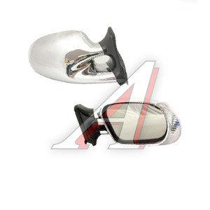 Зеркало боковое Chrome ВАЗ-2105-2107 комплект FK SPORTS SM-620C
