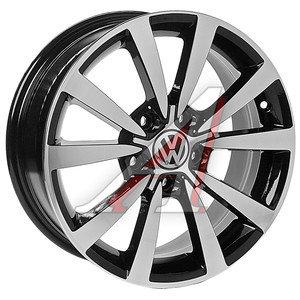 Диск колесный литой VW Tiguan (-16) AUDI Q3 R16 VW80 BFP REPLICA 5х112 ЕТ33 D-57,1