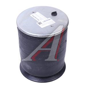 Пневморессора SCHMITZ (пластиковый стакан) (2отв.M10, 1отв.M22х1.5мм) высокая PEGA P104158CP03, 4158NP03/1T15MPW9, 014892/750999