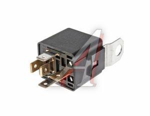 Реле электромагнитное 24V 5-ти контактное с кронштейном АВАР 751.3777/901.3747, 751.3777, 901.3747