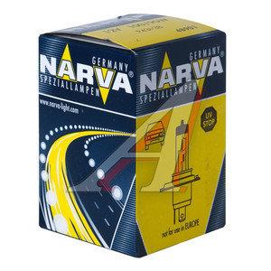 Лампа 12V H4 100/90W P43t Rally NARVA 489013000, N-48901