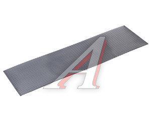 Решетка радиатора сетка (черная) средняя широкая 100х30см TEORIN 120108В