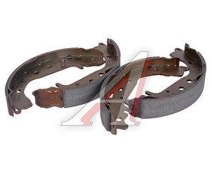 Колодки тормозные TOYOTA Celica, Yaris задние барабанные (4шт.) TRW GS8673, 04495-47010