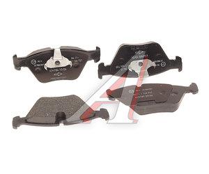 Колодки тормозные BMW 5 (E39) передние (4шт.) OE 34116761278, GDB1264/GDB1404