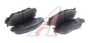 Колодки тормозные LEXUS IS (05-),GS300,GS430,GS450H передние (4шт.) HSB HP8221, GDB3410, 04465-53020