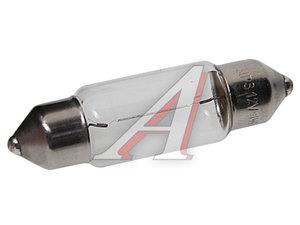 Лампа 12V C5W SV8.5-8 двухконтактная PHILIPS 12844CP, P-12844, АС12-5