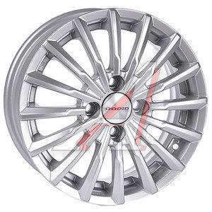 Диск колесный литой CHEVROLET Cobalt OPEL Corsa R14 Акцент КС-641 БП K&K 4х100 ЕТ39 D-56,6