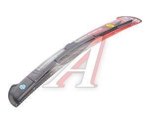 Щетка стеклоочистителя 700мм беcкаркасная (крепление крючок) Basic Line AVS 43168