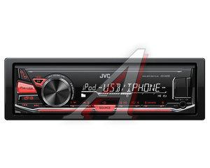 Магнитола автомобильная 1DIN JVC KD-X230 JVC KD-X230