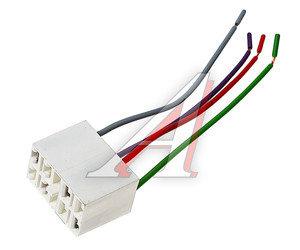 Колодка разъема выключателя-клавиши с 4-мя проводами АЭНК 2108, 9014СБ4
