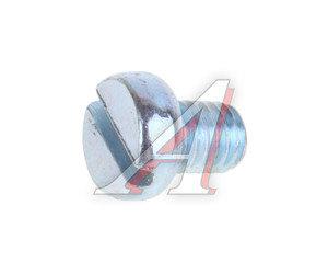 Винт М5х0.8х6 цилиндр под шлиц DIN84