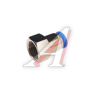 """Фитинг для пластиковых трубок 1/2"""" 12мм с внутренней резьбой ROCK FORCE RF-SPCF12-04"""