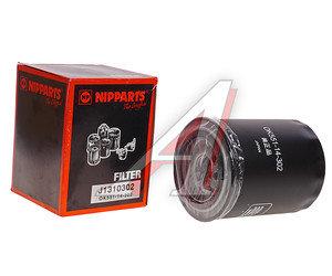 Фильтр масляный HYUNDAI Porter (D4BF),Porter 2 (D4CB),HD35 (D4BB) KIA Bongo (06-) NIPPARTS J1310302, OC540, 26330-4X000