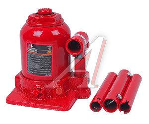 Домкрат бутылочный 4т 160-390мм 2-х плунжерный с клапаном BIG RED TF0402