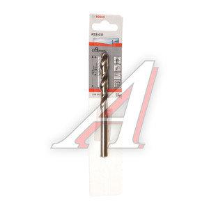 Сверло по металлу 9.0х125мм HSS-CO BOSCH 2608585862