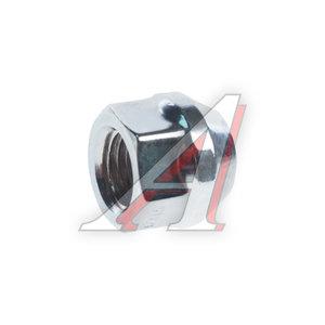 Гайка колеса М12х1.5х17 конус открытая под ключ 17мм RACING RACING