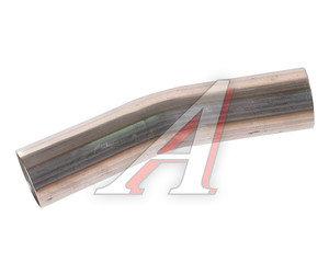 Труба-вставка глушителя (внешн.d=50мм, изгиб 22град.) FORTLUFT BP5022