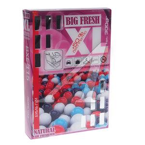 Ароматизатор под сиденье гелевый (bubble gum) 300г Big Fresh XL FKVJP BXL-115 \Big Fresh, BXL-115