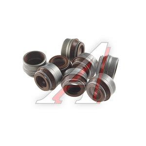 Колпачок ВАЗ-2101-09 маслоотражательный комплект 8шт. Viton CAVETTO 2101-1007026