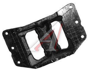 Кронштейн МАЗ устройства седельного (лапа 6 отверстий) ТАИМ 64221-2702071, 64221-2703071