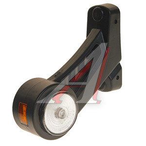 Фонарь габаритный LED 12-24V (декор-лесенка, L=130мм, 5 светодиодов, 3 цвета) АВТОТОРГ НК-1228/LED, AT22528