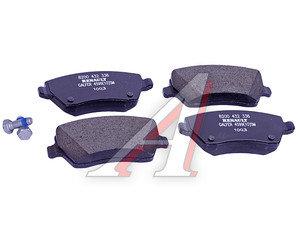 Колодки тормозные NISSAN Almera передние (4шт.) OE 41060-00Q0K