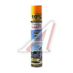 Полироль пластика матовая персик 750мл MARCO MARCO